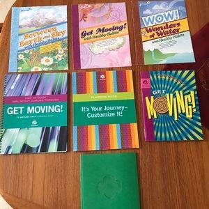 Junior Girl Scouts Book Bundle